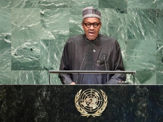 Nigeria's President Buhari denies dying, being replaced by lookalike