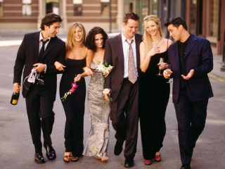 'Friends' is staying on Netflix 'throughout 2019,' company says