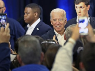 Joe Biden: 'I'm the most qualified person in the country to be president'