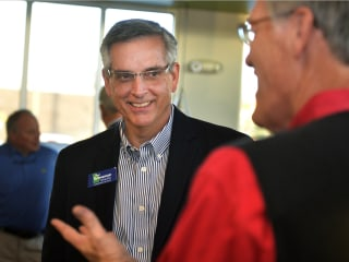 Republican Brad Raffensperger wins runoff for Georgia secretary of state