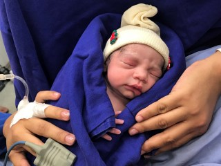 Brazilian baby is first born using uterus from deceased donor