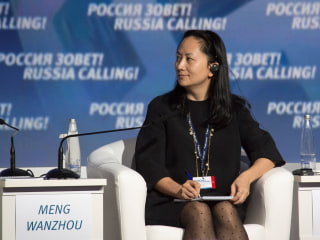 China calls for release of arrested Huawei CFO, Meng Wanzhou, detained in Canada on U.S. extradition charges