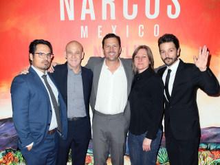 Netflix renews 'Narcos: Mexico' for Season 2