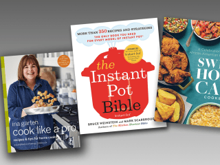 17 best cookbooks to give (and get) this holiday season