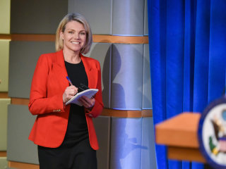 Trump expected to tap State Department spokeswoman Heather Nauert for new U.N. ambassador