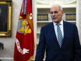 Trump says John Kelly to leave chief of staff role by year end
