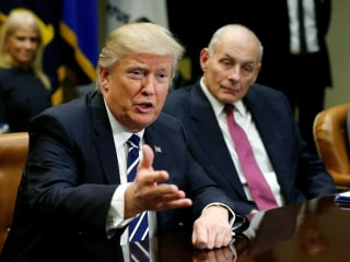 Help wanted: Trump needs new chief of staff for 'the worst of times'