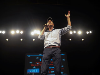 Beto O'Rourke narrowly tops wide-open MoveOn 2020 presidential straw poll; Biden is runner-up
