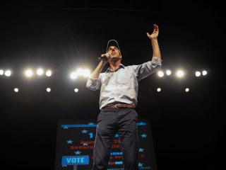 Beto O'Rourke narrowly tops wide open MoveOn 2020 presidential straw poll, Biden runner up