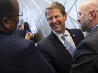 Georgia Gov.-elect Kemp, in first major speech since election, doesn't address voting controversy