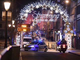 Fourth person dies after Strasbourg Christmas market mass shooting