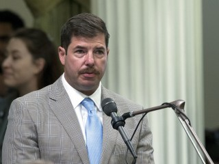 California lawmaker arrested on child cruelty suspicion