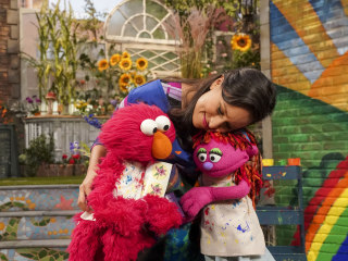 'Sesame Street' Muppet 'Lily' aims to teach children about homelessness