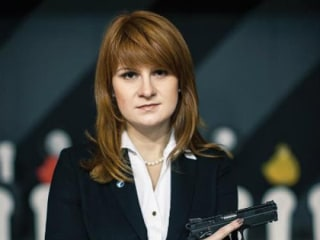Russian operative Maria Butina pleads guilty to conspiracy