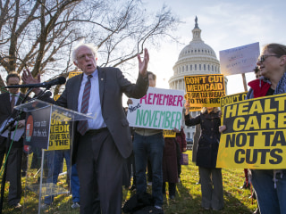 Bernie Sanders addresses 2020 speculation, says it's not an easy decision