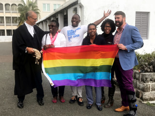 Bermuda appeals to London high court to enforce gay marriage ban