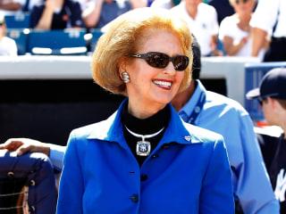 Joan Steinbrenner, wife of late Yankees owner George Steinbrenner, dies at 83