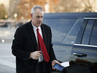 Interior Secretary Ryan Zinke to depart Trump administration by end of the year