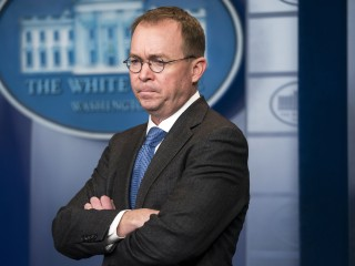 Mulvaney's criticism of Trump's 'Access Hollywood' comments resurfaces