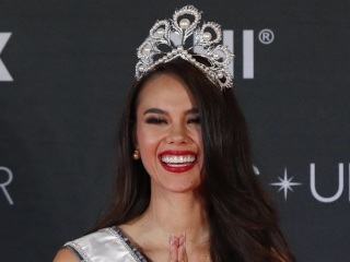Miss Universe 2018 is Miss Philippines Catriona Gray