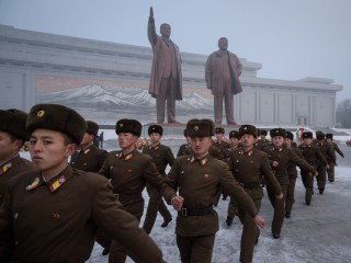 North Korea condemns U.S. sanctions, warns denuclearization is at risk