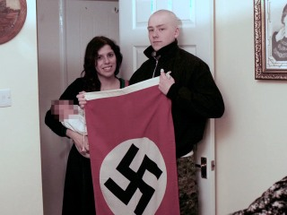 Couple who named baby after Hitler sentenced for involvement in illegal far-right group