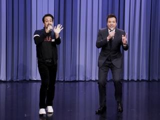 Jimmy Fallon will do special 'Tonight Show' in Puerto Rico with Lin-Manuel Miranda, 'Hamilton' cast