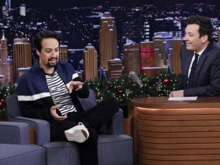 Bad Bunny, chef José Andrés among guests for Puerto Rico 'Tonight Show' with Lin-Manuel Miranda
