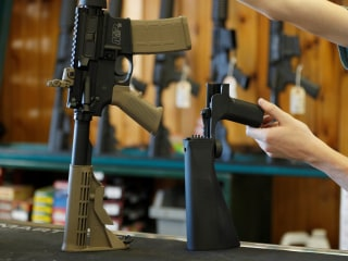 Gun rights groups try last-ditch move to stop Trump ban on rapid-fire bump stocks