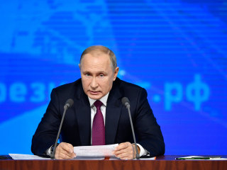 Vladimir Putin on nuclear war: U.S. is pushing world 'closer to a very dangerous line'