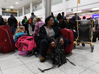 Flights resume at London's Gatwick Airport after drone chaos