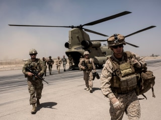 In Syria and Afghanistan, Trump at odds with his own past views