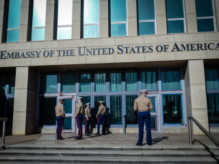 U.S. turns to military, medical research to solve diplomats' 'health attacks'