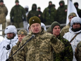 Ukraine's martial law is over — but there's no end in sight to tensions with Russia