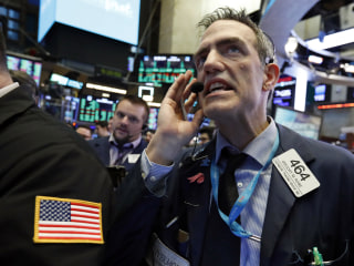 As markets gyrate: Don't panic, but don't dismiss the mayhem, either