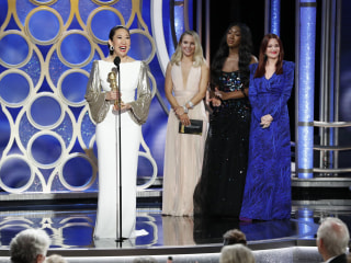 Sandra Oh makes history (twice!) at the Golden Globes