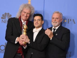 'Bohemian Rhapsody,' 'Green Book' win top film prizes at Golden Globes