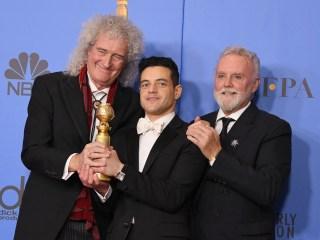 'Bohemian Rhapsody,' 'Green Book' win top film prizes at Golden Globes