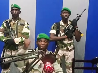 Gabon coup aims 'to restore democracy,' soldiers say