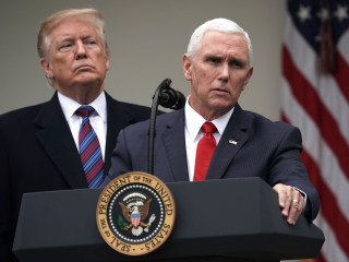 Pence says Trump has made 'no decision' on declaring a national emergency
