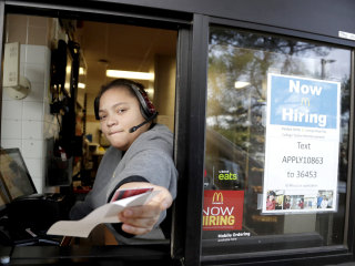 Job openings surge to 7.6M vs. 7.3M estimate, as employers struggle to fill positions