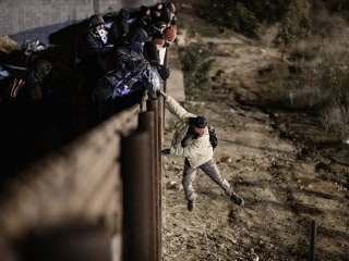 Fact check: Trump's previous misstatements on immigration, the border and the wall