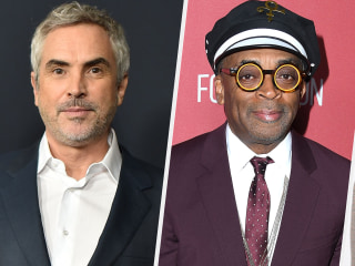 Alfonso Cuarón, Spike Lee and Bradley Cooper among Directors Guild nominees