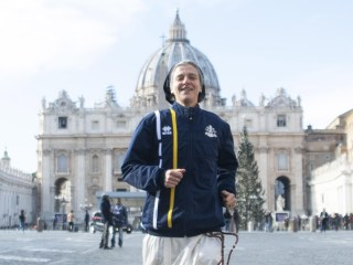 Vatican new track team of nuns, priests targets Olympics