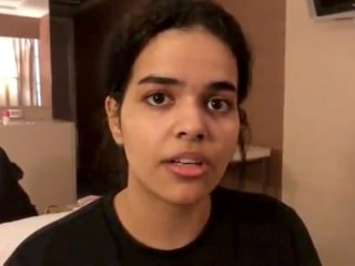 Saudi teen Rahaf Mohammed Alqunun may end up in Canada or Australia