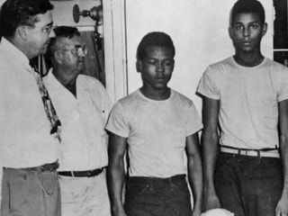 Groveland Four, the black men pardoned after 1949 rape accusation, honored with memorial