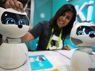 At CES, tech's biggest trade show, privacy was the buzzword