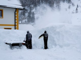 Three skiers killed in Austrian avalanche, fourth missing