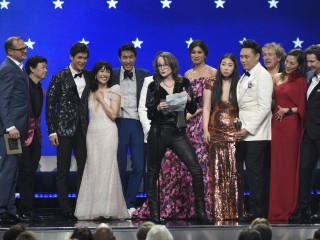 'Crazy Rich Asians' takes Best Comedy at Critics' Choice Awards