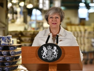Theresa May's Brexit plan appears doomed as key Parliamentary vote looms